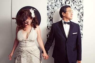 Tipps wie Sie unvorteilhafte Hochzeitsfotos vermeiden