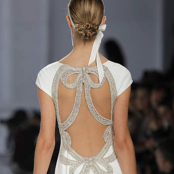 (Credits: Barcelona Bridal Fashion Week)