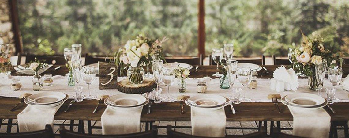 Оформление свадебного банкета: 30 идей, которые необходимо взять на заметку!