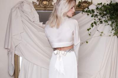 25 robes de mariée originales : osez être vous-même !