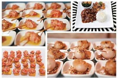 Que estilo escolher para servir o menu do seu casamento?