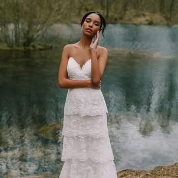 Tiana by Allure Bridals | Style: D268 | Créditos: Disney