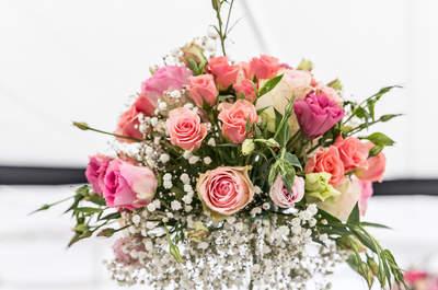 Cómo decorar tu matrimonio civil con flores