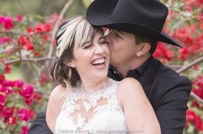 El matrimonio de Caro y Lucas, ¡la celebración perfecta estilo Country!