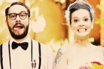 #Brunadigasim, una pedida diferente, un boda única!