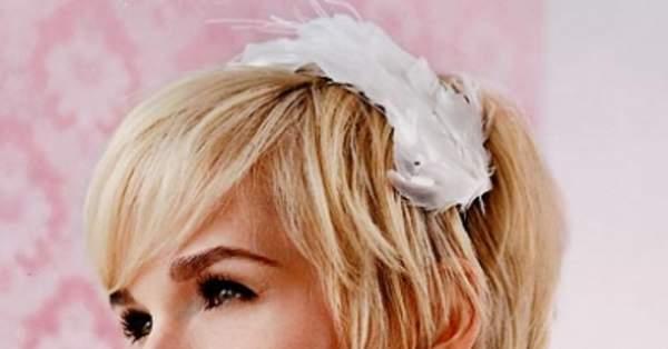 5e754ccca 8 Peinados para novias de pelo corto