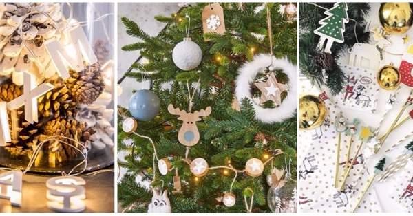 b7ef03e5424 Adornos navideños al alcance de todos. ¡Lo mejor de la Navidad en tu hogar!