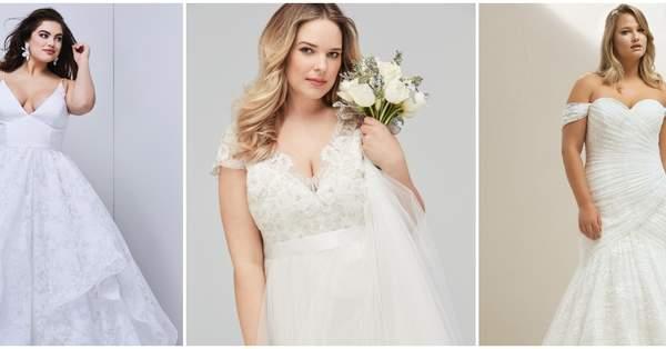 59a31973 47 vestidos de novia talla grande: ¡los últimos diseños para lucir curvas!