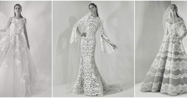 Elie Saab 2017Per Moda Sposa Da D'alta Un Abiti Look Autunno QhtCBsrdx