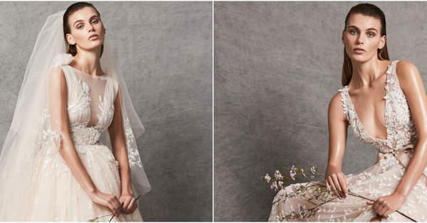 lujosa y 2019una sensual colección novia de Zuhair Vestidos Murad 9IDWH2YE