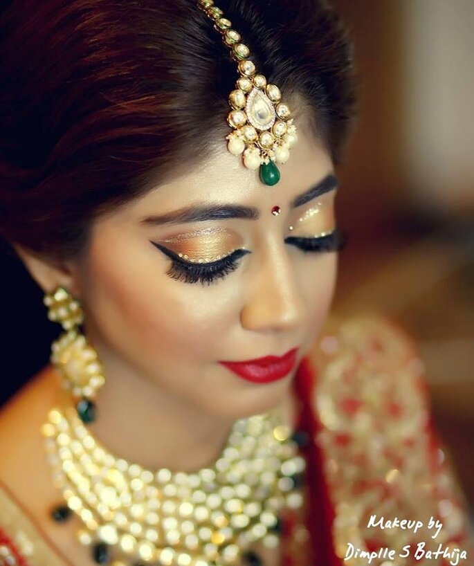 Makeup Artist: Dimple Bathija.