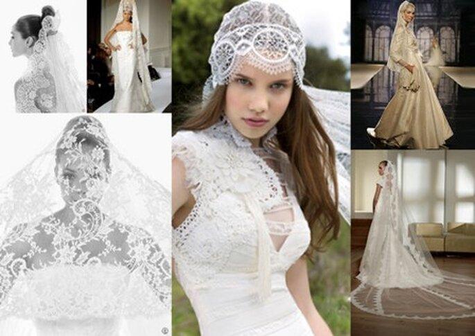 Mantilhas para noivas