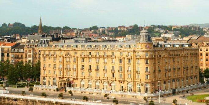 Hôtel Maria Cristina, San Sebastian