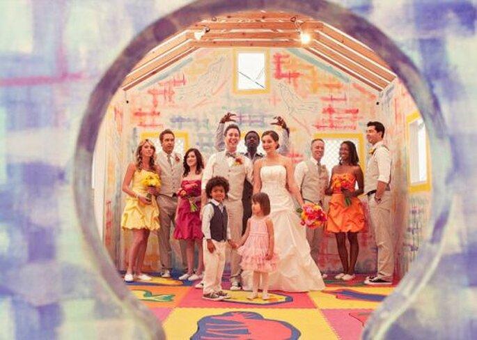Hochzeit feiern ist wunderbar! - Fotografía Jagger