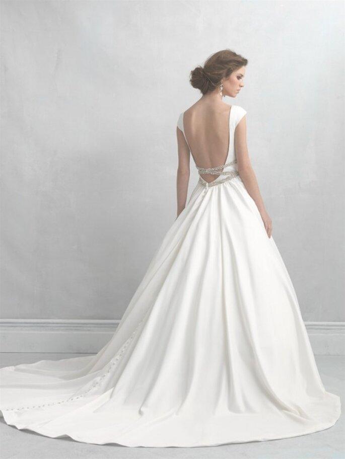12 vestidos de novia que estarán de moda en 2015 - Madison James