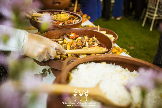 Catering y Eventos Velarde-Álvarez