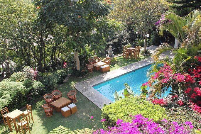 Jardín Arcadia