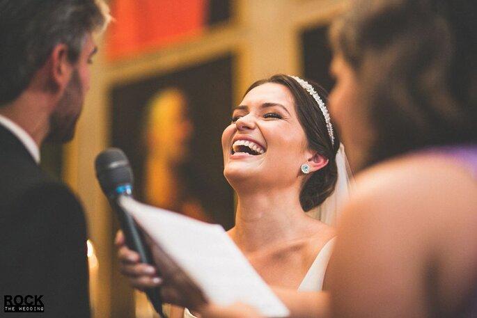 Juliana Freitas. Foto:  Rock The Wedding