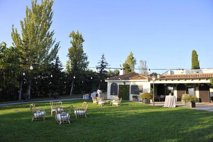 El Cortijo de Mónico, finca para bodas en Madrid