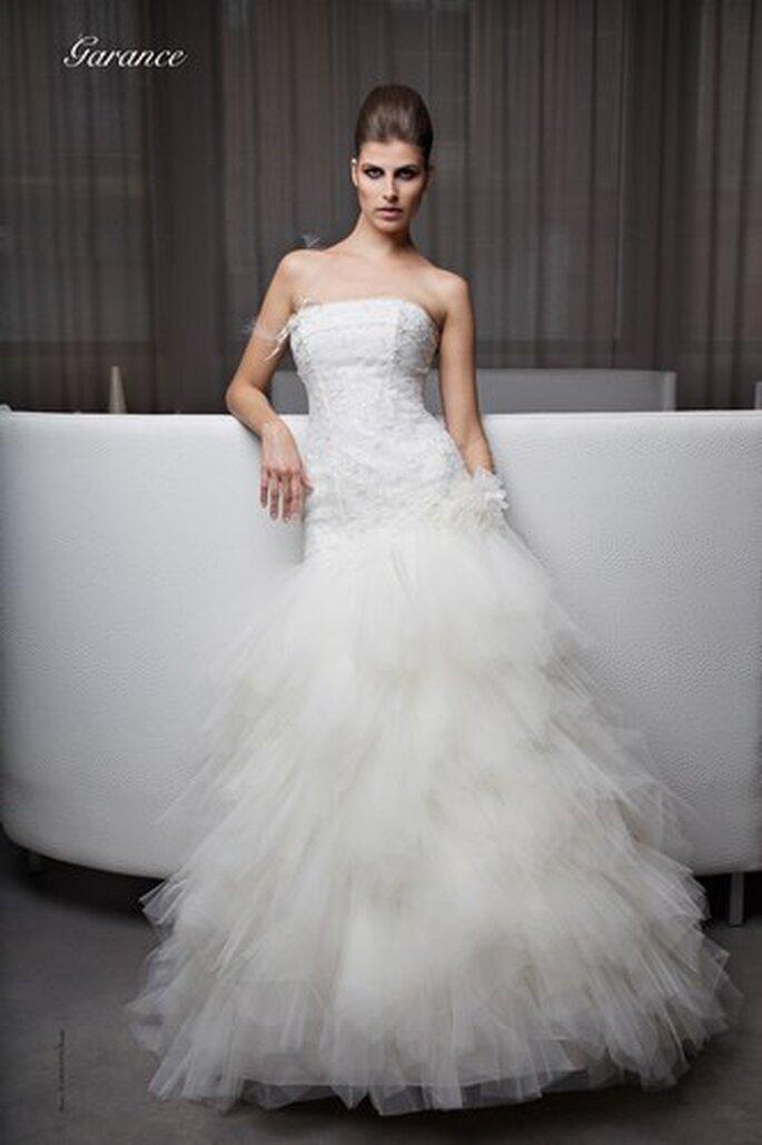 Robes de mariée Bochet Créations 2010 - Garance