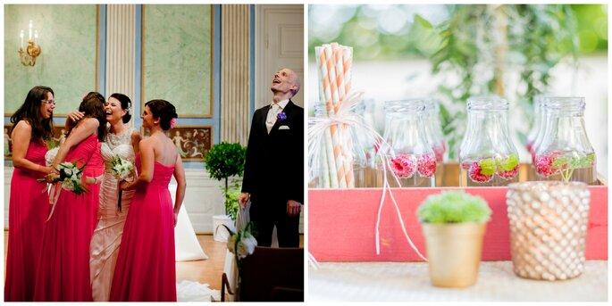 Individuelle Betreuung und die Erfüllung von Wünschen mit Venus Weddings!