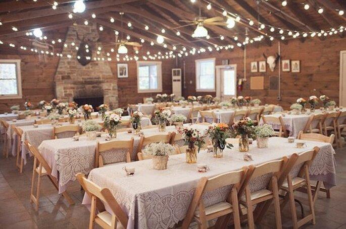 Repas de mariage : pour quelle formule opter ? - Photo : Sarah Culver