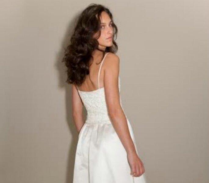 Au Fil d'Elise : une collection de robes de mariée tout en légèreté, en raffinement et en pureté