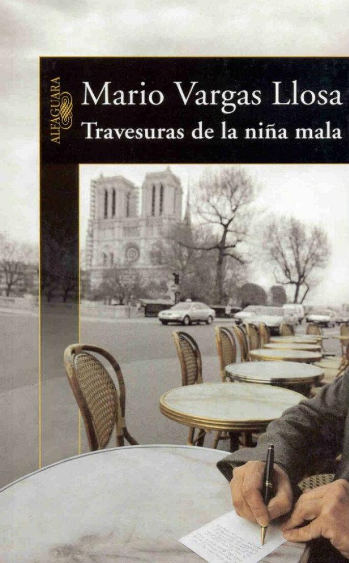 Libro: Travesuras de la niña mala