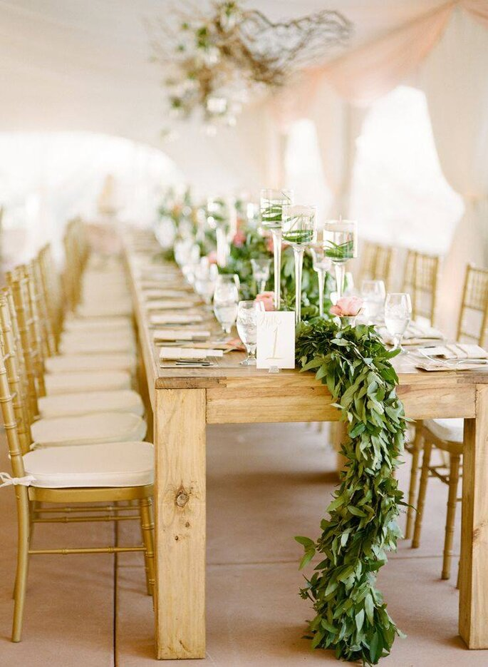 Tendencias de flores extraordinarias para bodas 2015 - The Bloom Workshop