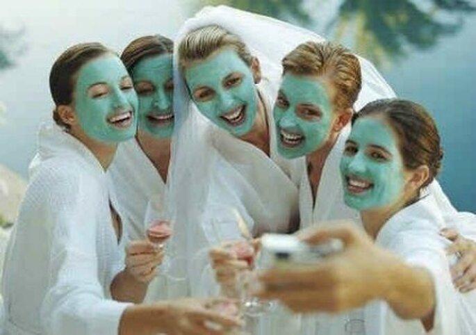 Disfruta con tus amigas de una Beauty Party