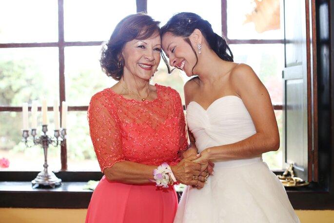 3a6717d40 Consejos para elegir el vestido de la mamá de la novia  ¡uno de los ...