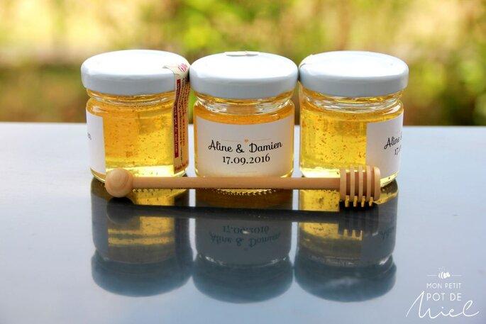 Photo : Mon petit pot de miel