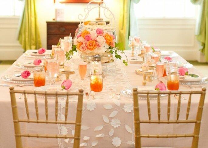 Fórmulas para disfrutar a los invitados más pequeños en tu boda - Foto Cyn Kain Photography