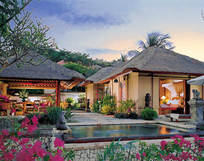 4. Four Seasons Resort Bali en la bahía de Jimbaran, Bali