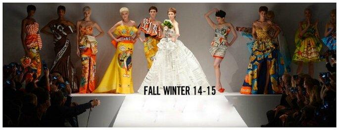 brand new d3ef5 421c1 L'abito della settimana: dalla fashion week autunno/inverno ...