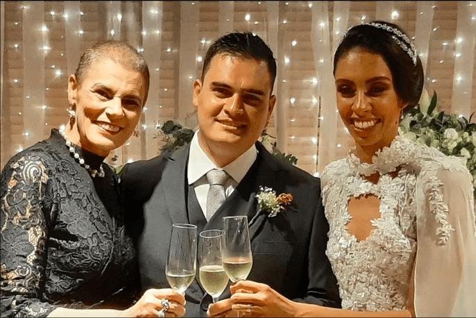 Vania Weitzel celebrante casamento