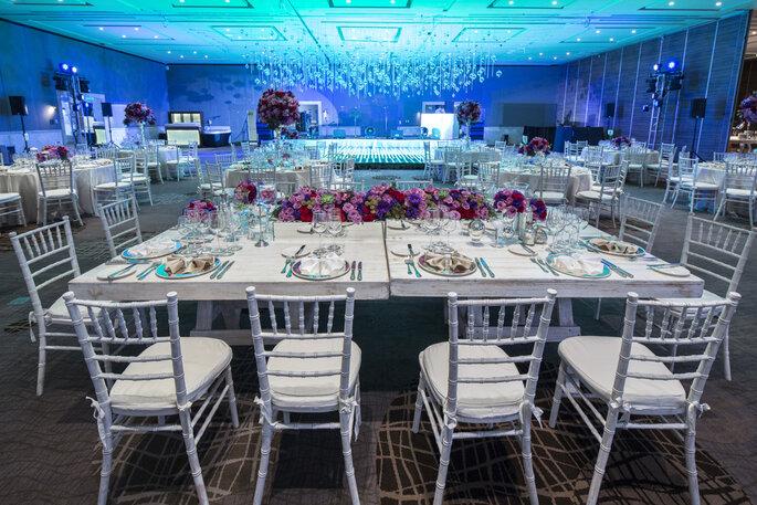 Salones de boda en Polanco