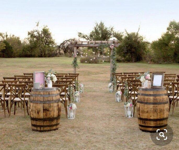 addobbi matrimonio civile