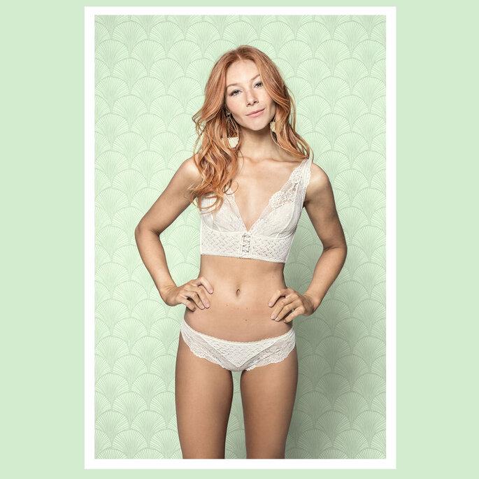 Que lingerie usar no dia do casamento  5 dicas para escolher a peça ... 2483fda7aa7