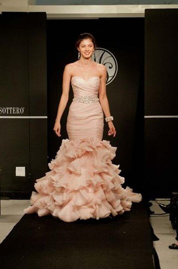 Auch dieses Kleid spricht für eine wahre Traumhochzeit! - maggi sottero