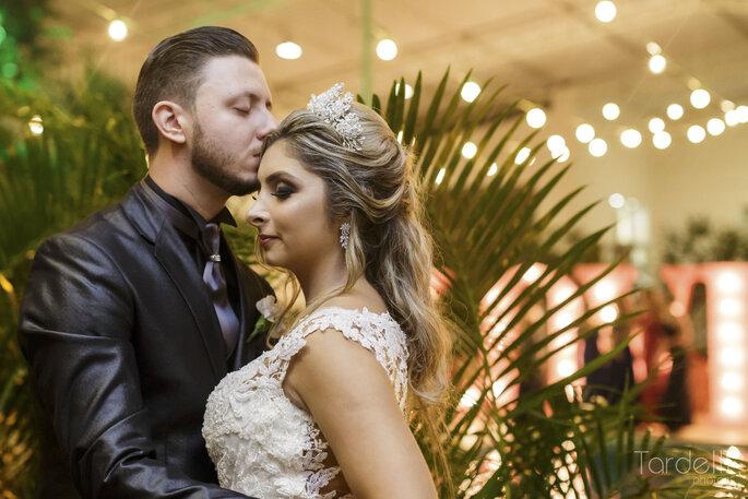 Ensaio fotográfico dos noivos