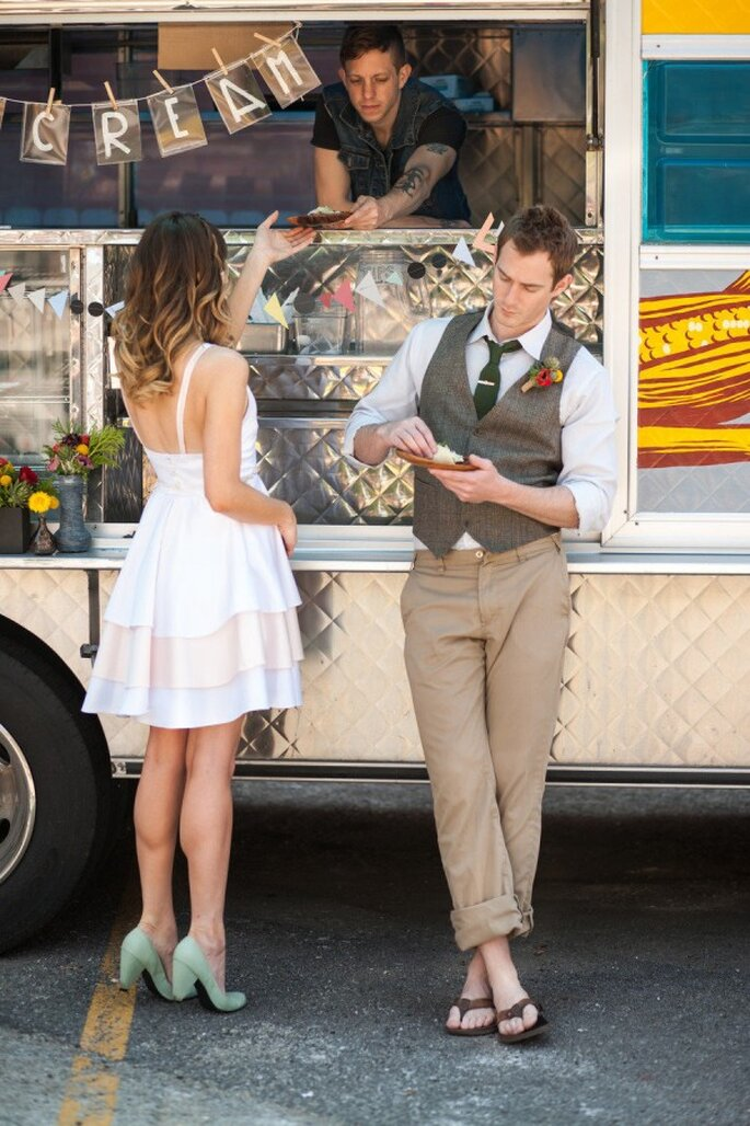 20 ideas geniales para que tu boda sea la más divertida - Lily Red Studio