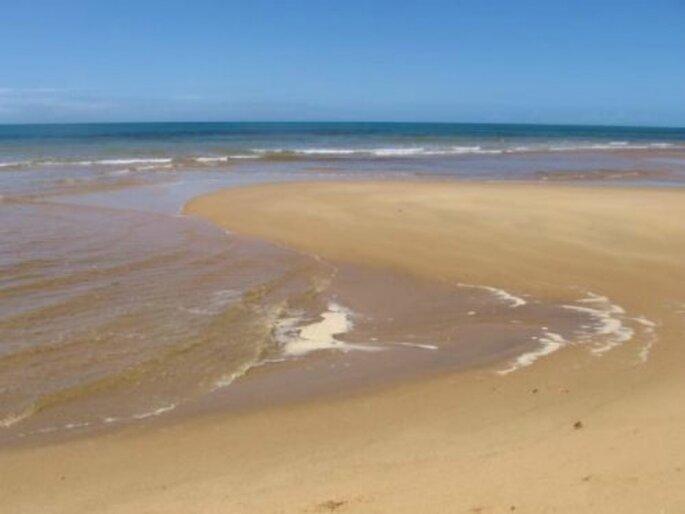 Voyage de noces à la plage, quoi de plus romantique ? - Source : http://www.holidaycheck.fr/