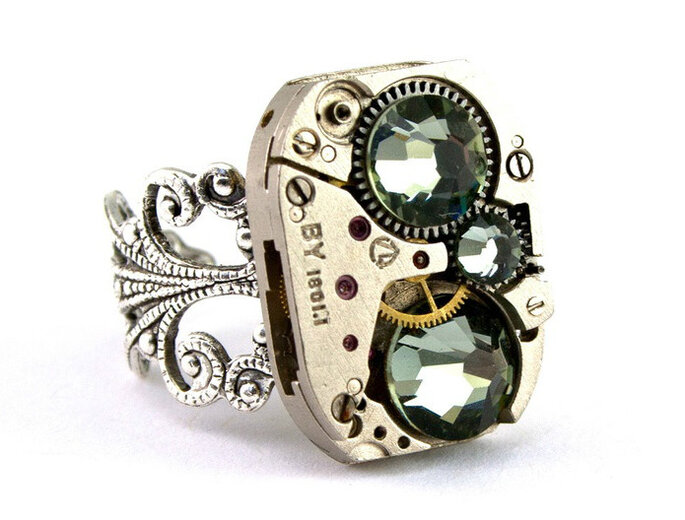 Foto: Steam Punk Jewelry