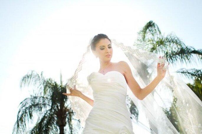 Cubre imperfecciones y luce perfecta en tu boda - Foto Pepe Orellana