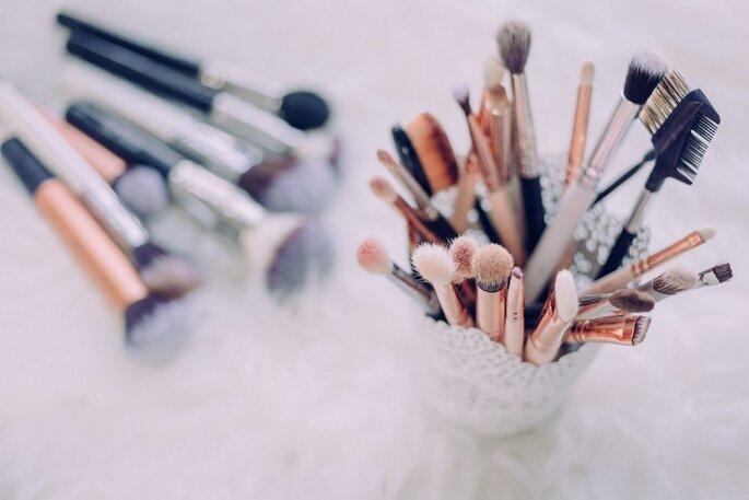 Braut-Make-up