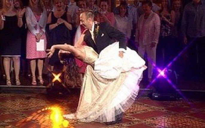 La première danse des mariés peut être originale