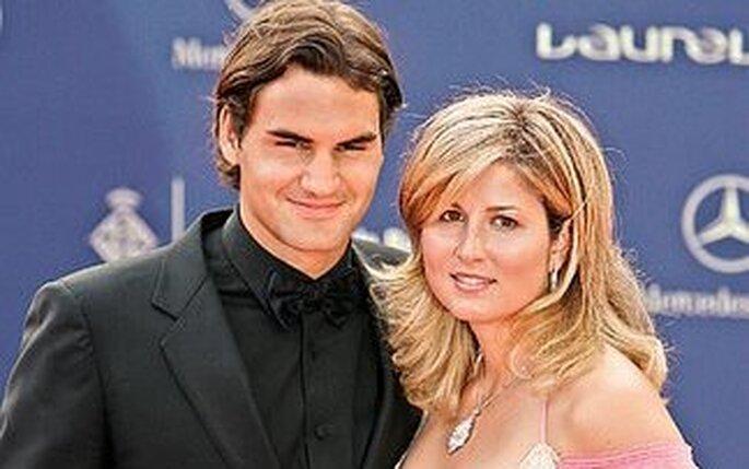 Le mariage surprise de Roger Federer avec Mirka