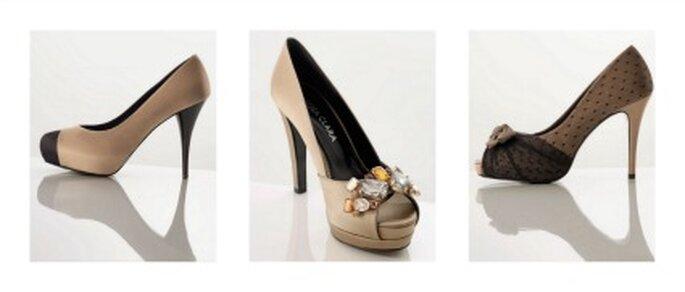 Chaussures d'invitées Rosa Clara 2012