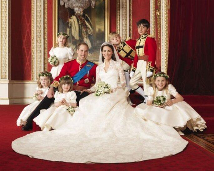 Enlace de Guillermo y Kate, primera boda real 2.0